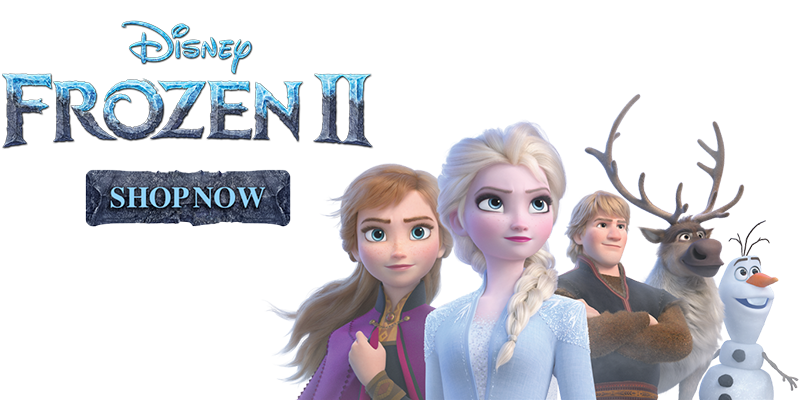 Shop Frozen 2 products @ Hamleys